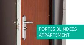 Porte blindée Fichet d'appartement par votre serrurier à Marseille