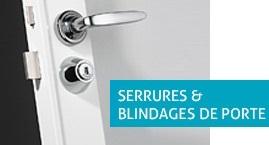 Serrures et blindages de porte par votre serrurier installateur sur Marseille